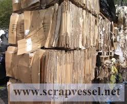 we have OCC SCRAP available for sale