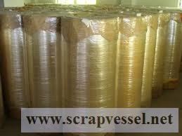 We are general supplier of XLPE Scrap,PVB Film,Hdpe Blue & Mix Color Drum,PMMA SCRAP